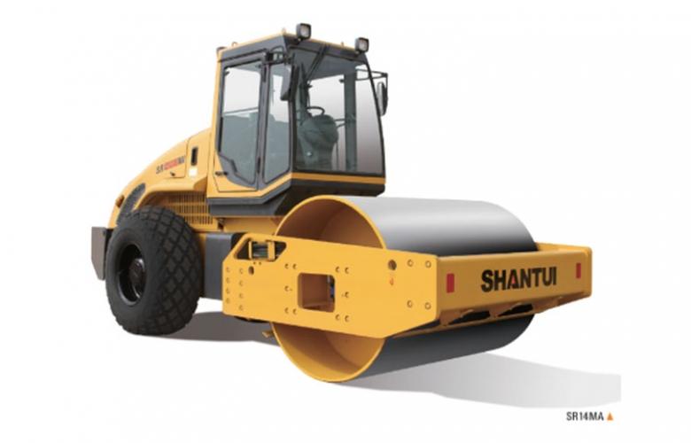 Каток дорожный SHANTUI модель SR14MA