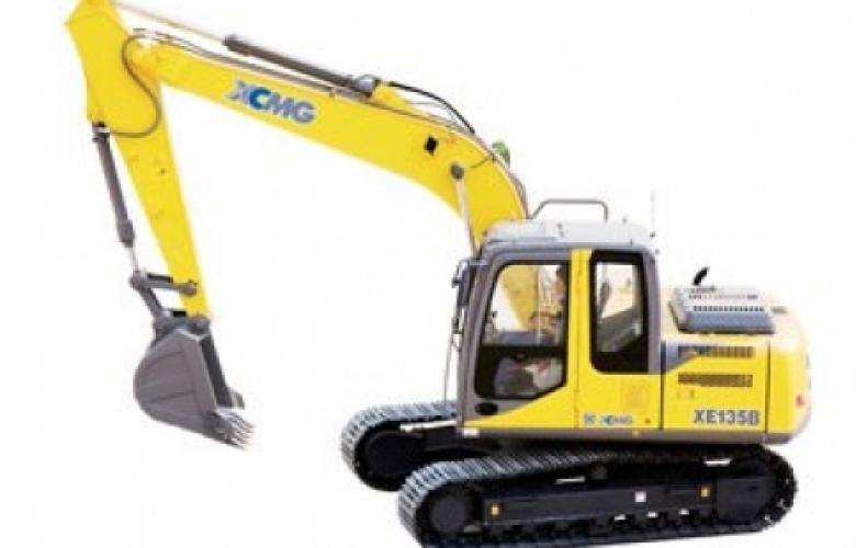 Гусеничный экскаватор XE135В