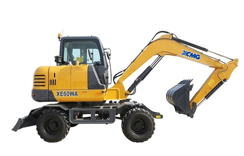 Колесный экскаватор XE60WA