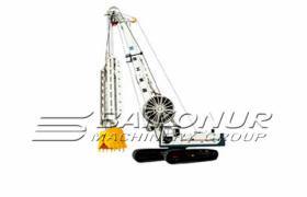 Гидравлический грейфер для фундамента XG500